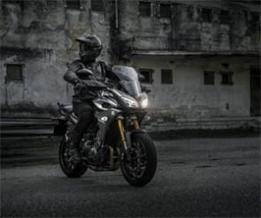 Nouvelle Yamaha MT-09 Tracer