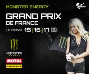 Le Grand Prix de France moto 2015 à vivre depuis la tribune Yamaha
